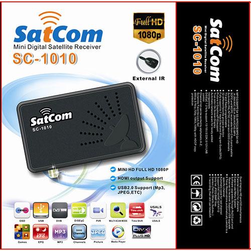 حصريا إليكم أول تحديثات لٱجهزة Satcom SC-8080 & SC-1010 & SC-8 بتاريخ 2014/02/13 SATCOM-SC-1010